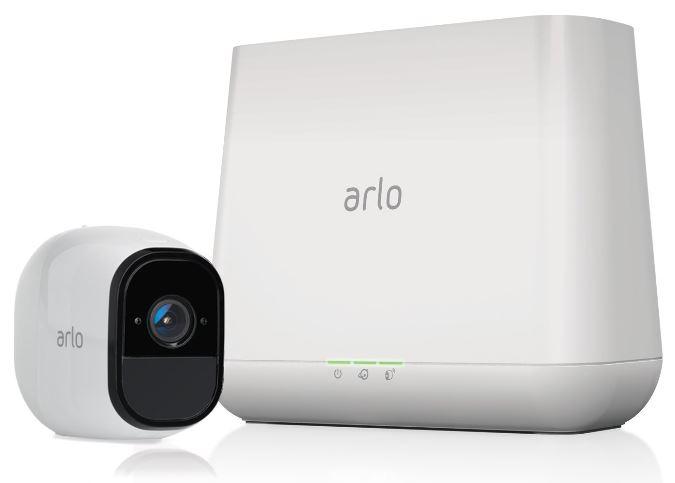 Arlo Pro security camera with Siren
