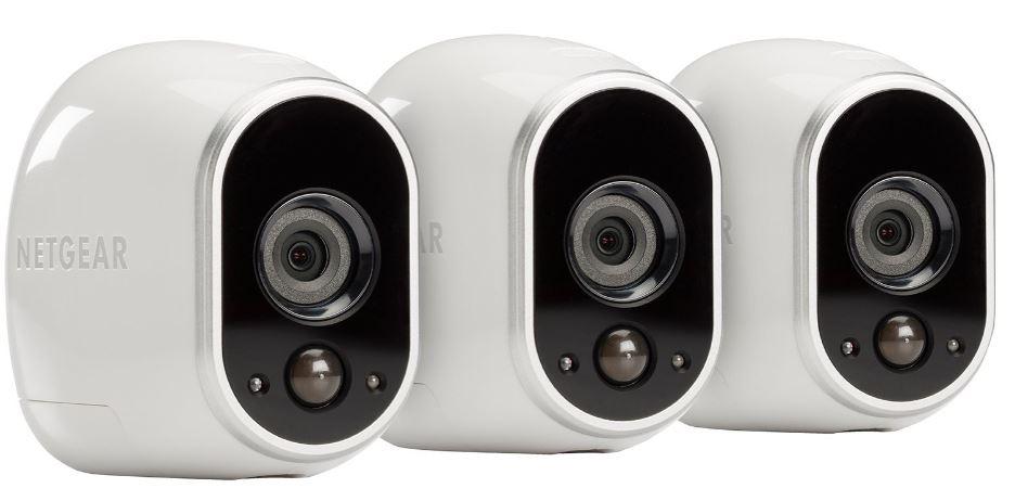Arlo 1HD camera security system