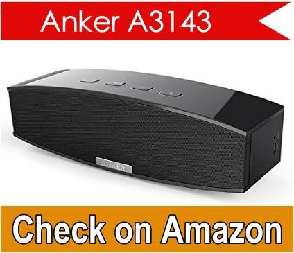 Anker Premium Stereo Bluetooth 4.0 speaker - Best bluetooth speakers