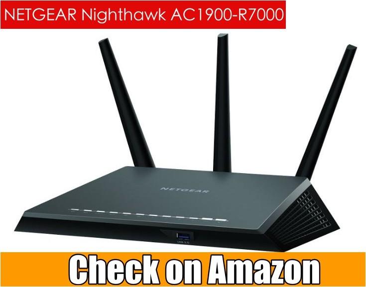 NETGEAR Nighthawk Dual-Band AC 1900 (R7000)