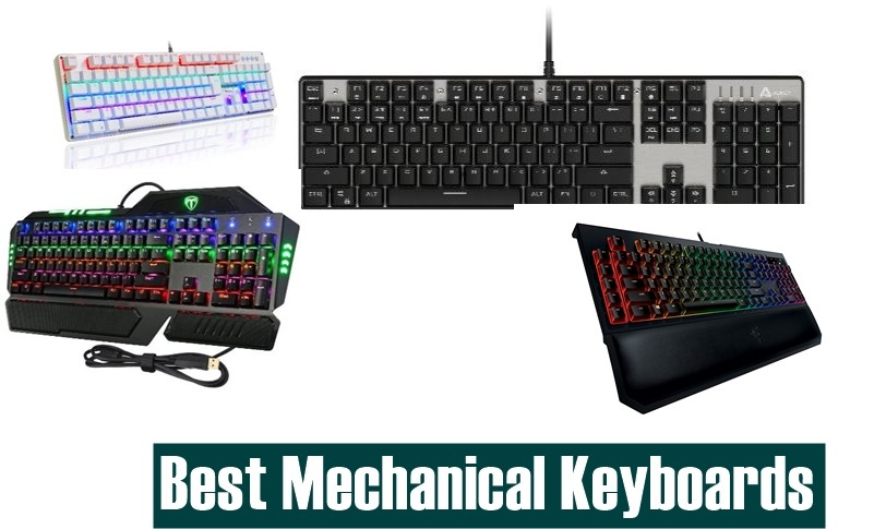 Top 10 Best Mechanical Keyboards of 2018
