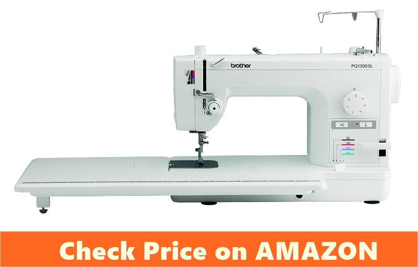 Best Sewing Machines For Quilting 40Top Picks 40 Unbiased Stunning Brother Pq1500sl Sewing Machine