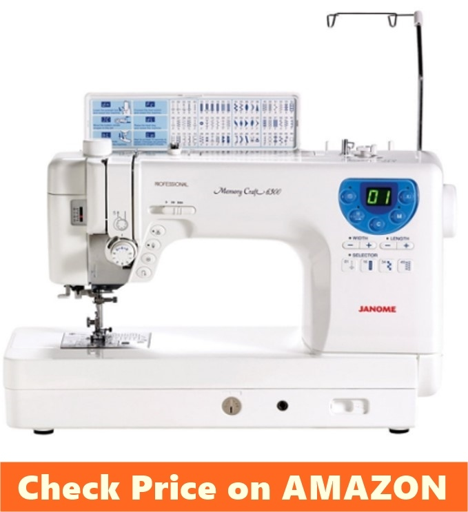 Best Threads For Machine Quilting: Best Sewing Machines For Quilting 2019-Top Picks
