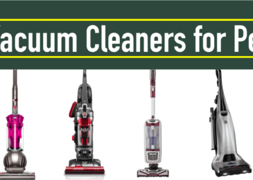 Best Vacuum Cleaners for Pet Hair to buy in 2018