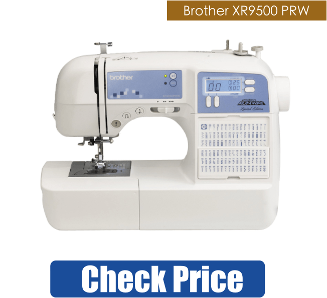 Brother XR9500 PRW Sewing Machine