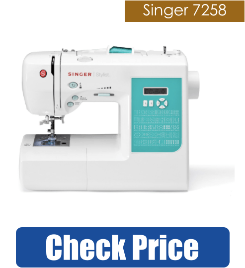 Singer 7258 Sewing Machine for Beginners