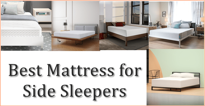 Best Mattress For Side Sleepers 2019 Reviews Amp Guide 10